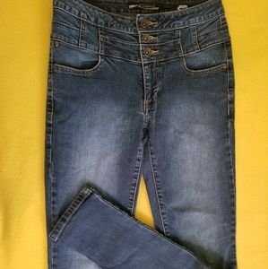 3 button fly skinnys